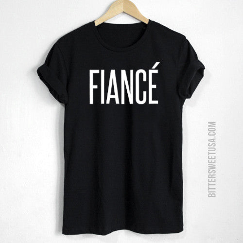 Fiancé Shirt in Black for Women