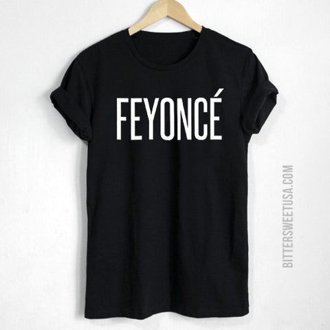 Feyoncé Shirt in Black for Women
