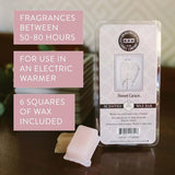 SWEET GRACE SCENTED WAX BAR