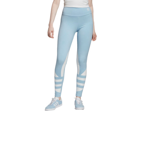 ADIDAS LRG LOGO TIGHT CLEAR SKY FQ6820