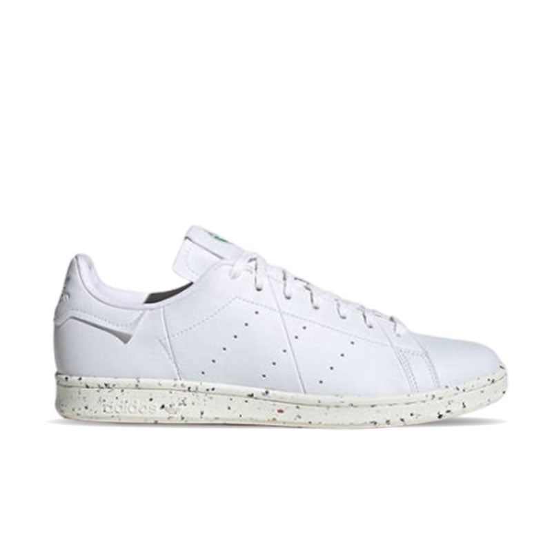 ADIDAS STAN SMITH WHITE-OFF WHITE-GREEN FV0534