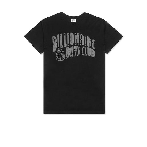 BILLIONAIRE BOYS CLUB BB ARCH SS TEE BLACK 801-2207