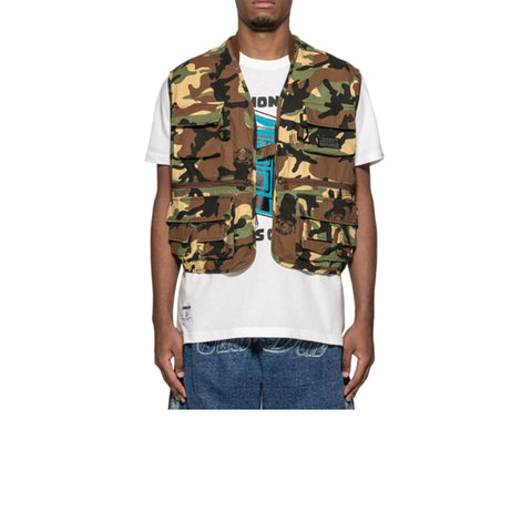 BILLIONAIRE BOYS CLUB BB UTILITY VEST 801-2402