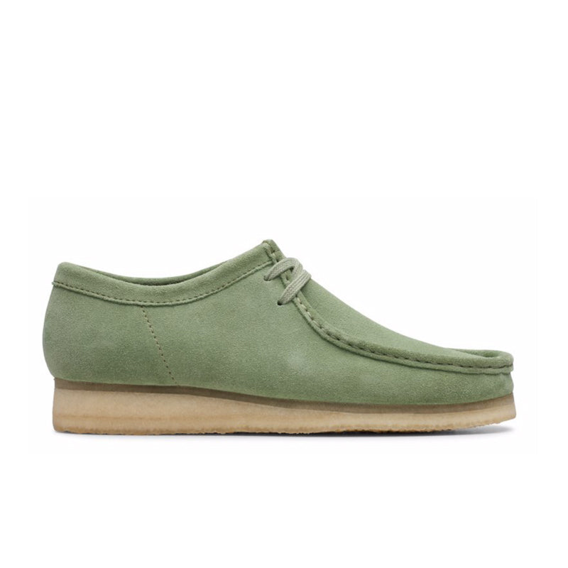 CLARKS WALLABEE CACTUS GREEN 26139177