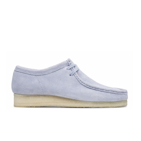 CLARKS WALLABEE COOL BLUE 26140971