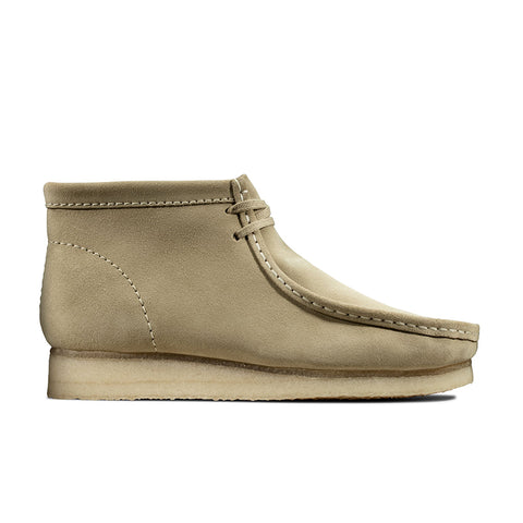 CLARKS Wallabee Boot MAPLE SUEDE 26133283