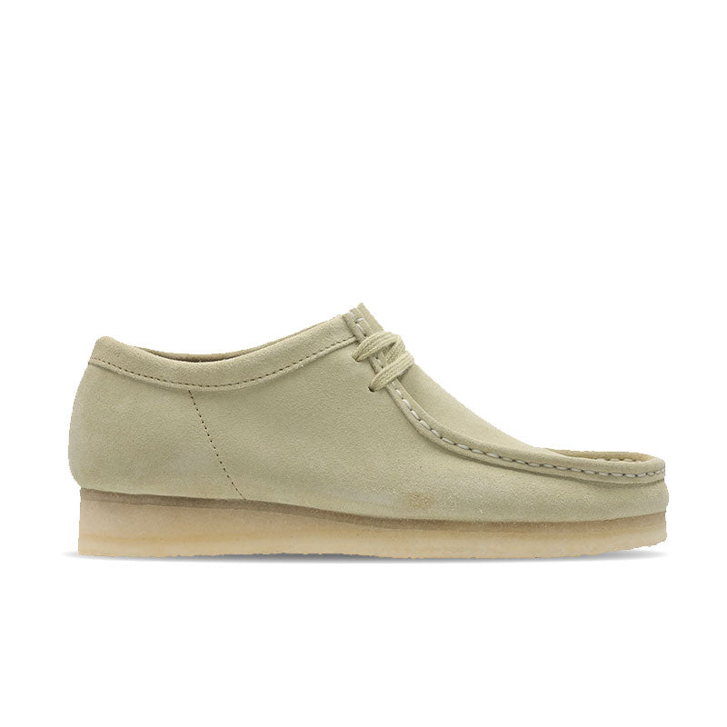 CLARKS Wallabee Maple Suede 26155515