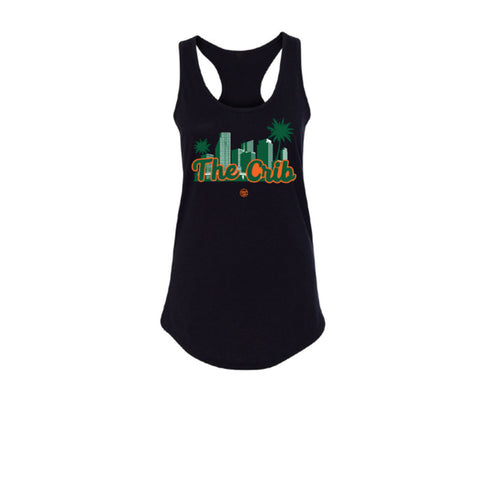 "DYME LYFE  ""THE CRIB"" TANK TEE BLACK"