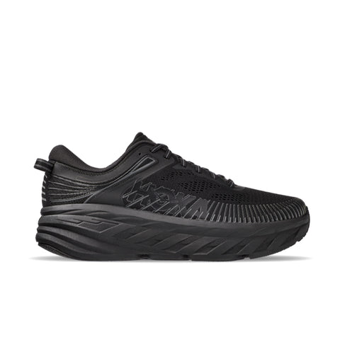 HOKA MEN'S BONDI 7 BLACK - BLACK 1110518