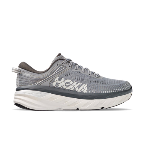 HOKA MEN'S BONDI 7 Wild Dove / Dark Shadow 1110518