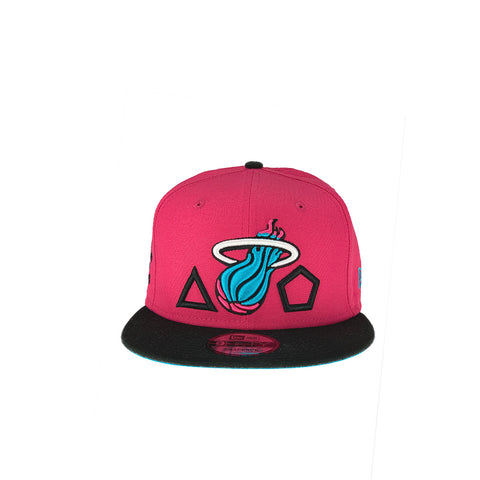 NEW ERA X SHOEGALLERY 950 MIAMI HEAT PINK 015 12372767