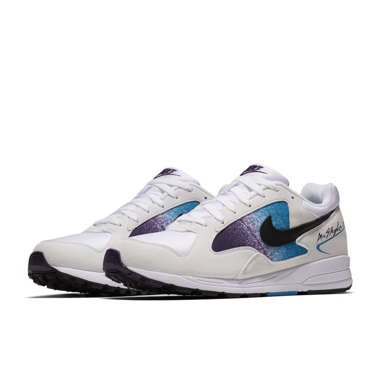 NIKE AIR SKYLON II WHITE/BLACK-BLUE LAGOON-GRAND PURPLE AO1551-100