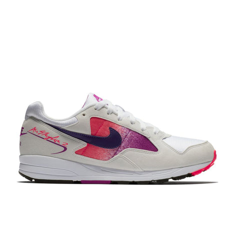 NIKE AIR SKYLON II WHITE/COURT PURPLE-SOLAR RED AO1551-103