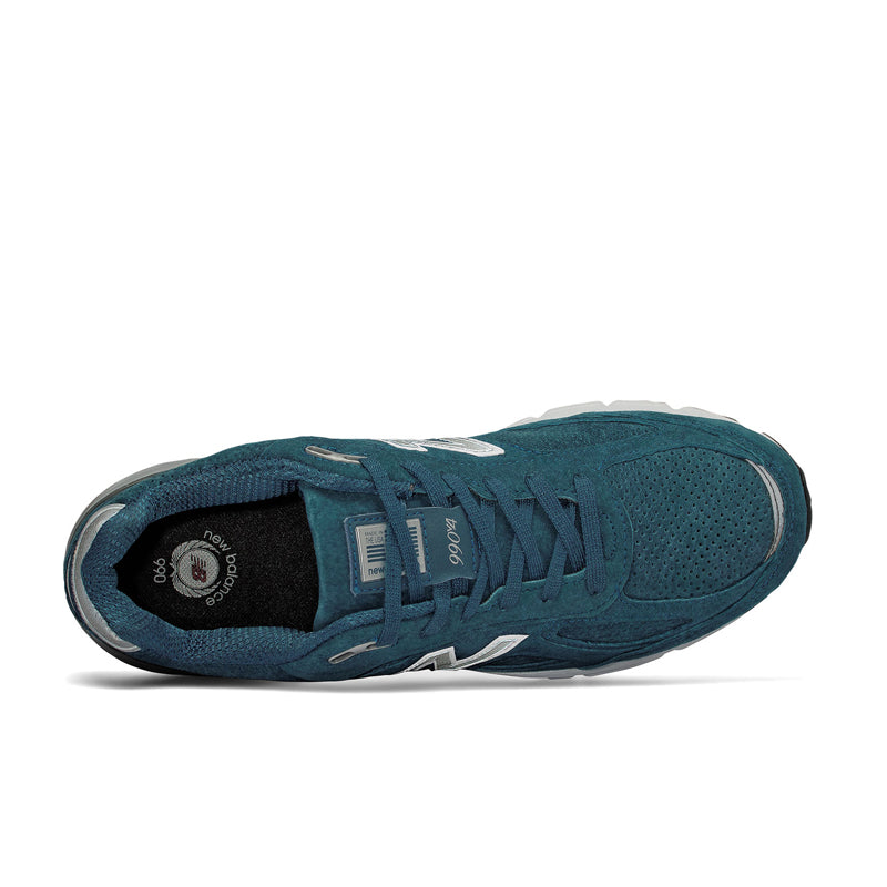 New Balance 990v4 North Sea Teal M990DM4