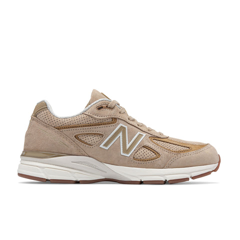 New Balance Running 990v4 Hemp with Linseed M990HL4