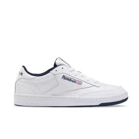REEBOK CLUB C 85 White - Navy AR0457
