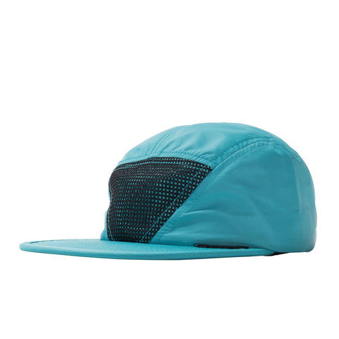 STUSSY MESH FRONT CAMP CAP TEAL 132971