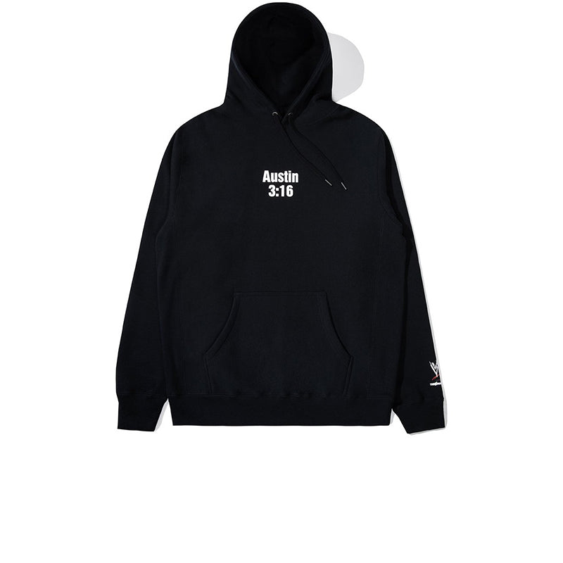 THE HUNDREDS AUSTIN PULLOVER HOODIE BLACK L19W202021