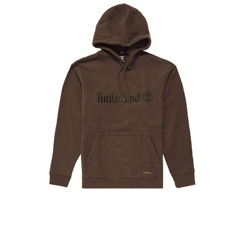 TIMBERLANDS X MASTERMINDS BROWN HOODIE TB0A28YY-CCO