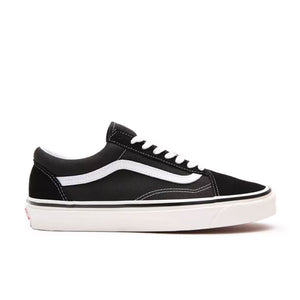 VANS ANAHEIM FACTORY OLD SKOOL 36 DX BLACK-WHITE VN0A54F2103