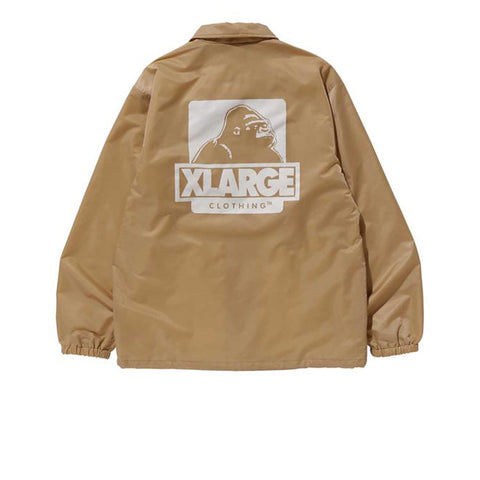 XLARGE OG PRINTED COACHES JACKET 012015022