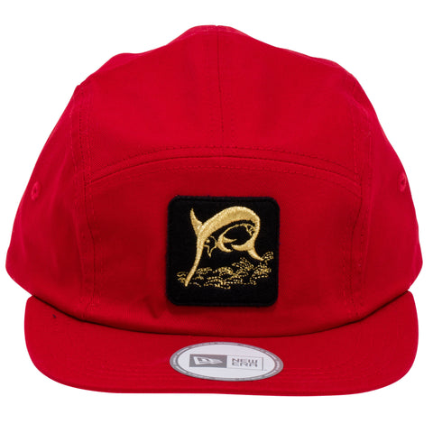 New Era X Shoegallery Fisherman Hats Red