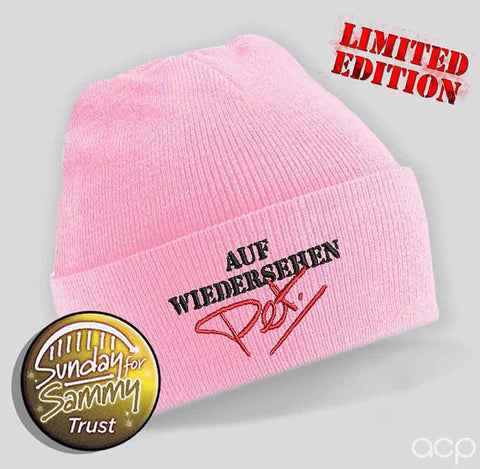Brickie Logo Beanie Pink - Ltd Edition!
