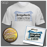 BridgeNorth T-Shirt & Keyring