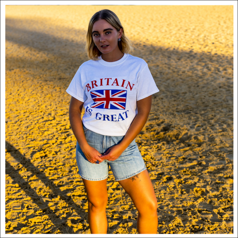 Britain Is Great Auf Wiedersehen Pet T-Shirt