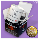 'Howay Kettle' Mug & Coaster in Collectors Box