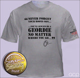 Oz 'Geordie' T-Shirt