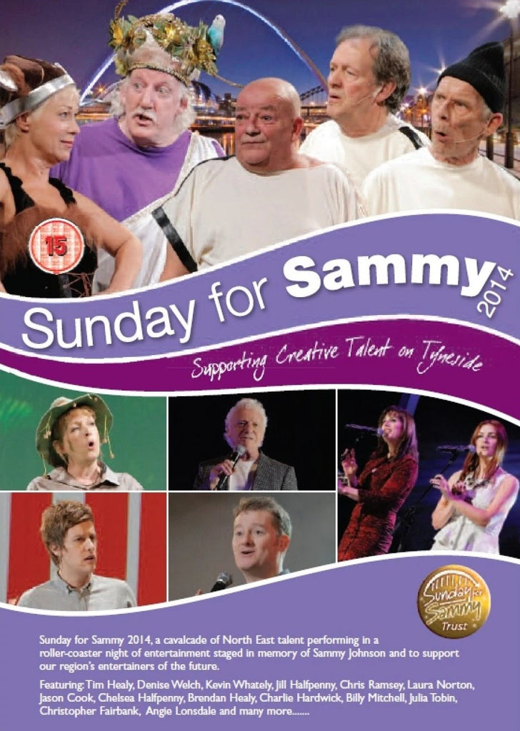 Sunday For Sammy 2014 DVD