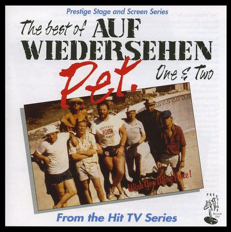 The Best of Auf Wiedersehen, Pet One & Two - Audio CD