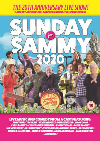 Sunday For Sammy 2020 DVD