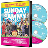 Sunday For Sammy 2020 Anniversary DVD