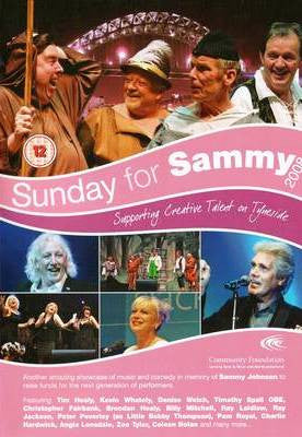 Sunday For Sammy 2008 DVD