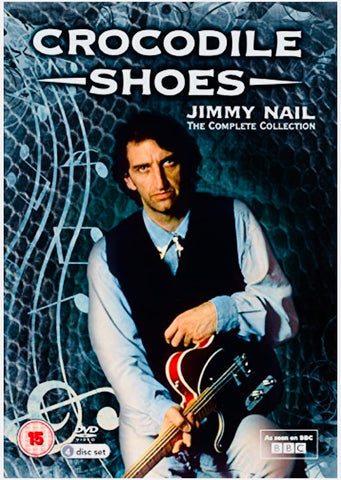 Crocodile Shoes - The Complete Collection DVD