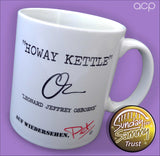 'Howay Kettle' Mug in Collectors Box