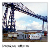Bridgenorth Demolition Keyring
