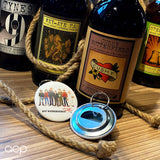 Magnificent Seven Bottle Opener Keyring