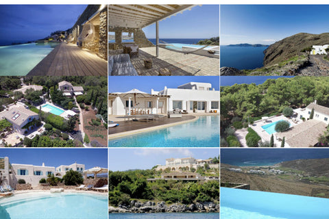 Wanderlista highlights White Key Villas Greece