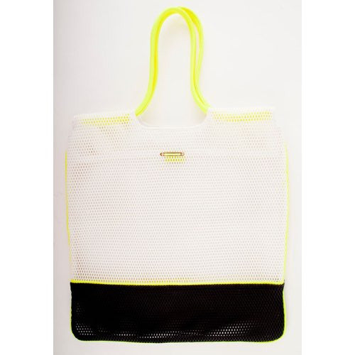 APILOTIS<br>Cotton Webbing Open Top Shoulder Tote