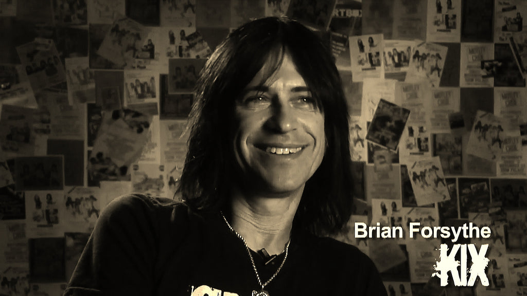 Hair I Go Again Interview Clip w/ Brian
