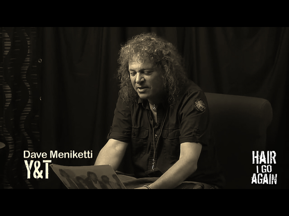 Hair I Go Again Interview Clip: Dave Meniketti of Y&T