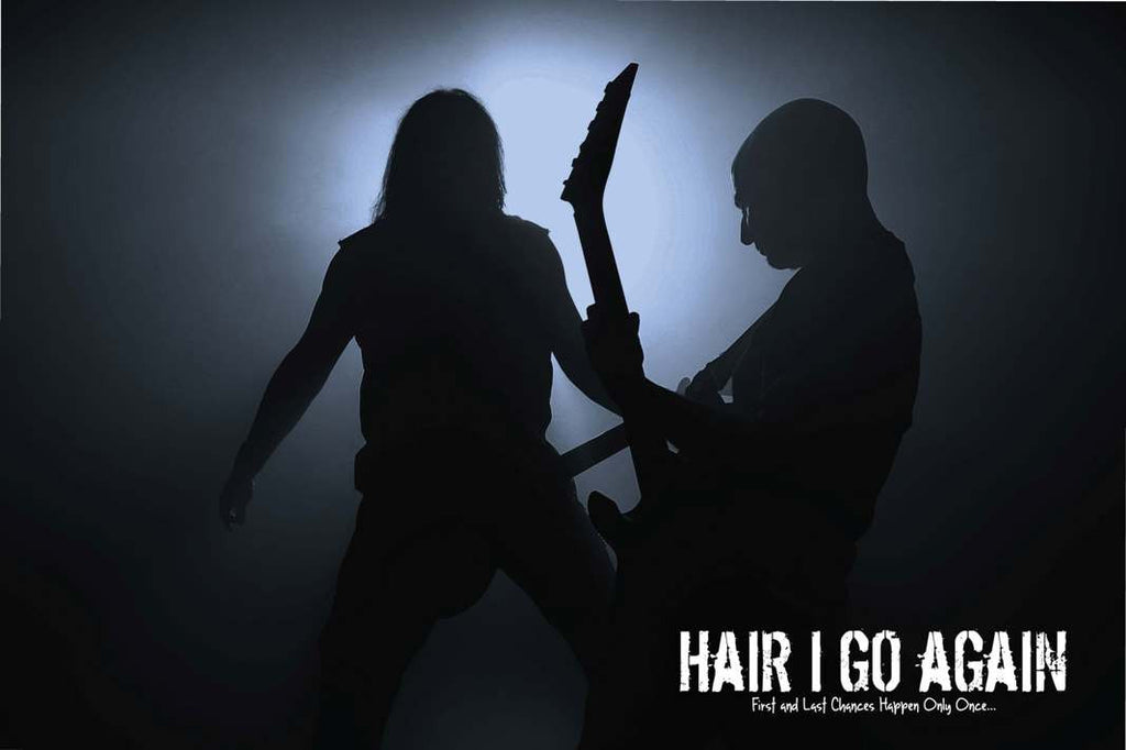 Screamer Magazine Review - Hair I Go Again