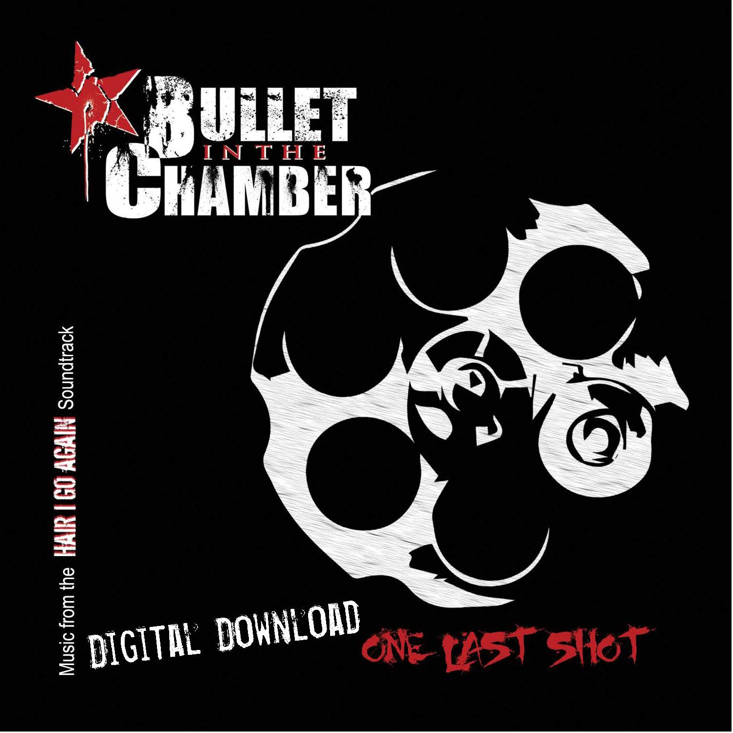 Bullet In The Chamber Signed Soundtrack CD | Digital EP Bundle