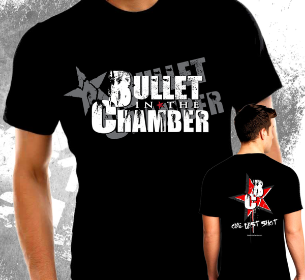 Bullet In The Chamber Logo Tee + Digital Soundtrack Download