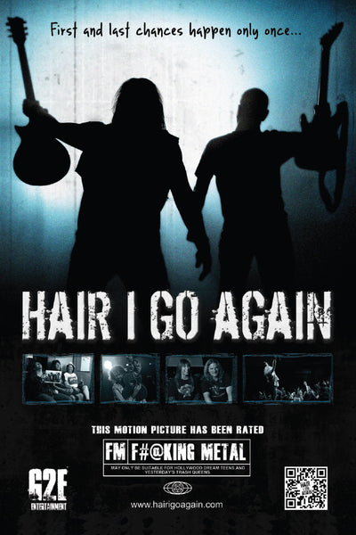 Hair I Go Again Digital HD Streaming w/Audio Commentary (3 Day Rental)