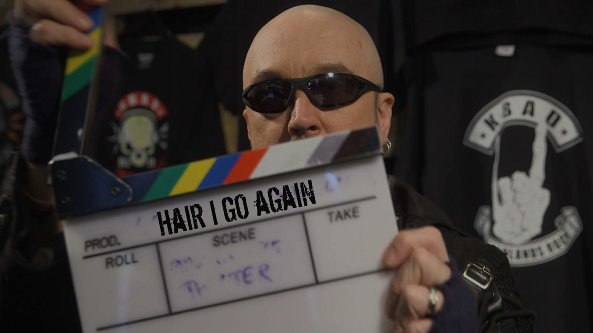 Hair I Go Again | DVD 2-Disc Set