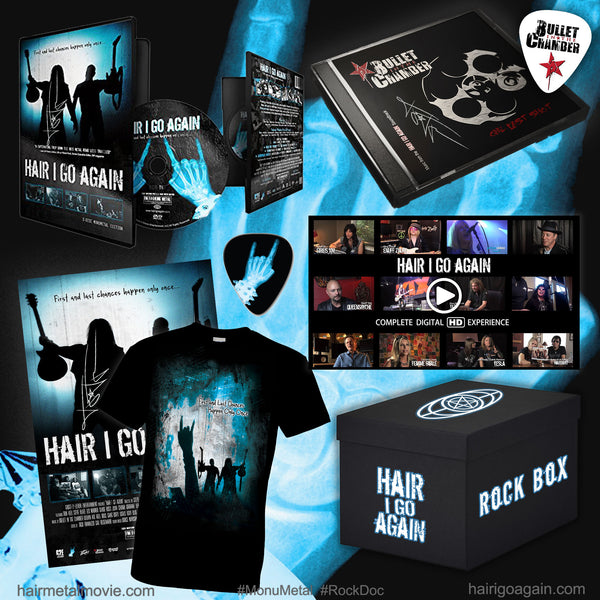 Hair I Go Again | #RockBox Mega-Bundle